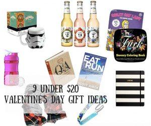 9 Under $20 Valentine's Day Gift Ideas