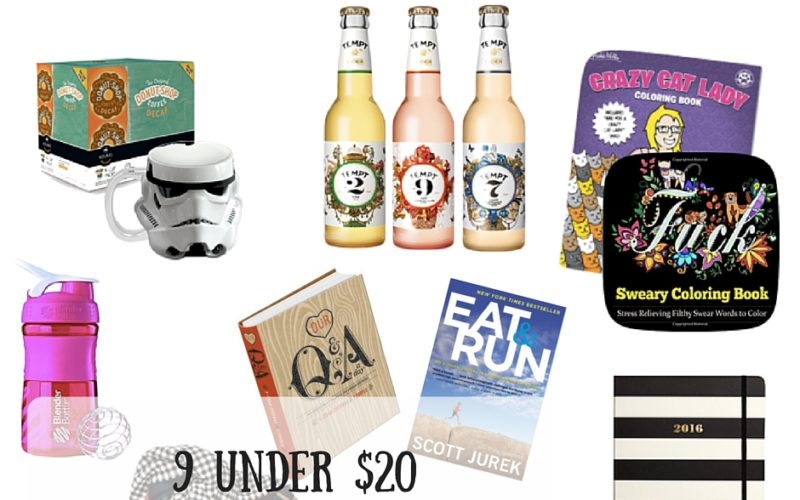9 Under $20 Valentine's Day Gifts