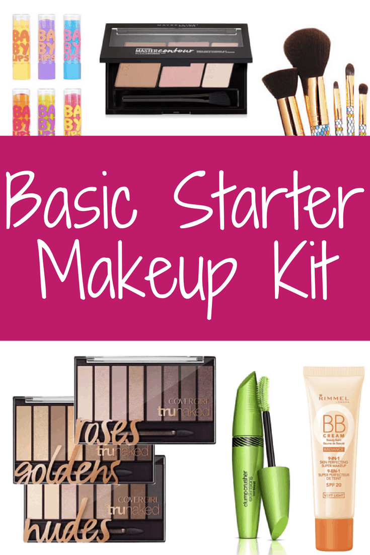 If you're looking for a starter makeup kit or just want the essentials, these 6 basic makeup items are beauty must-haves.