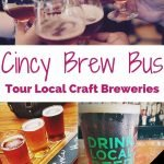 Cincy Brew Bus: Craft Brewery Tour