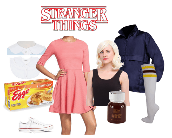 Halloween Costume: Eleven from Stranger Things