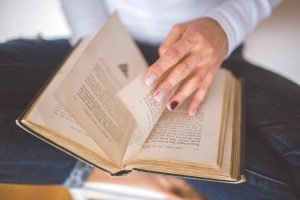 4 Favorite Scary Novels for Fall Reading