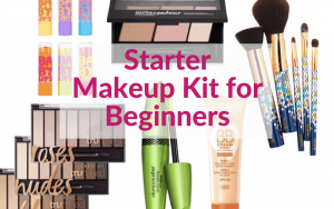 Budget-Friendly Starter Makeup Kit