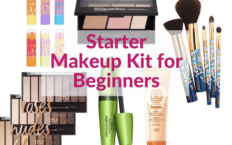 Budget-Friendly Starter Makeup Kit
