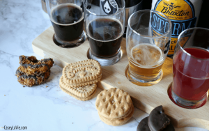 Girl Scout Cookies and Beer Pairing Guide