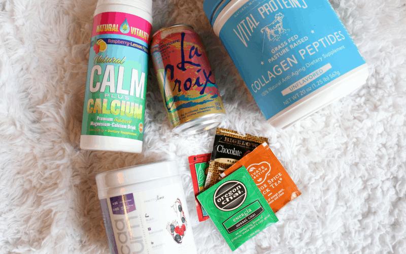 Favorite Healthy Drinks