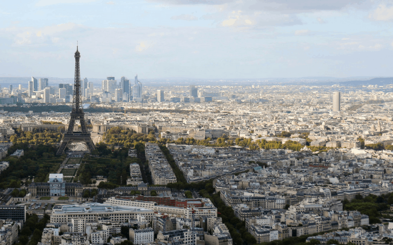 How to Find the Best View of Paris