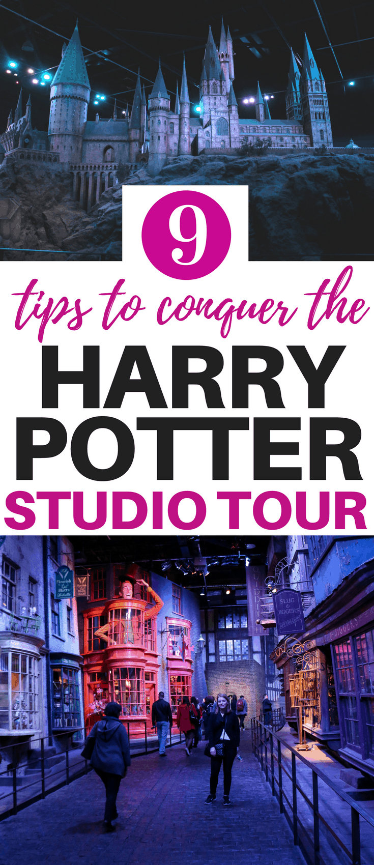 The Warner Bros Studio Tour: The Making of Harry Potter is a must-do for any Harry Potter fan while visiting London. This ultimate guide gives you travel tips, souvenir advice and more. Add the Harry Potter studio tour to your London bucket list - you won't regret it with my tips to conquer the tour!