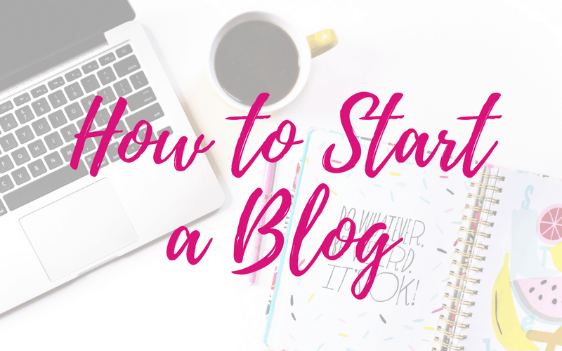 How to Start a Blog: The Ultimate & Easy Guide for Newbies