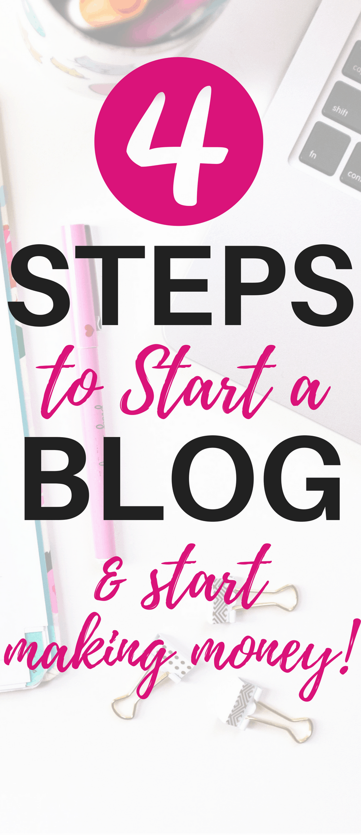 How to Start a Blog: The Ultimate Guide for Newbies This tutorial walks you step-by-step through the process of setting up your own blog from choosing a domain, web hosting and getting WordPress themes. In this post you'll find the 4 easy steps to set up your blog so you can start blogging in minutes. No coding is needed and this is the only guide you'll need to get your blog live in minutes so you can make money. I'll also share my tips for affiliate marketing, hashtags, social media and getting page views.