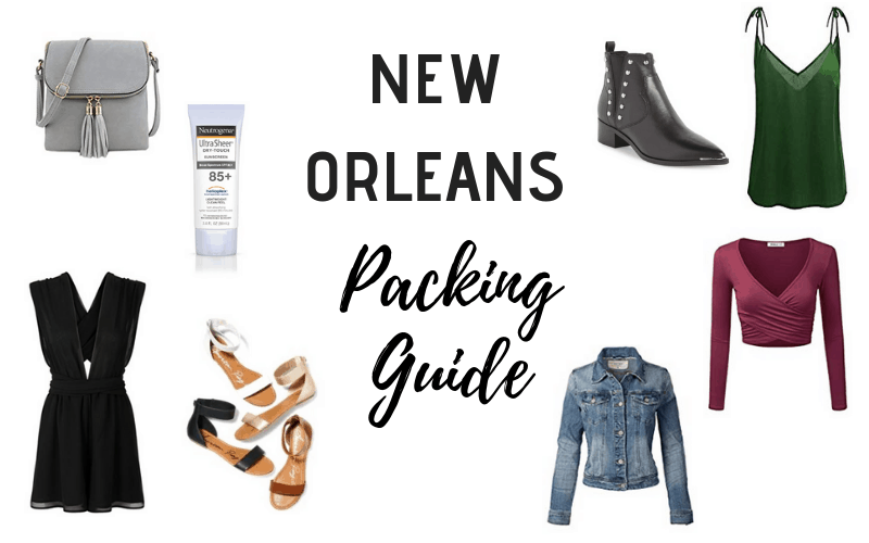 New Orleans Packing List