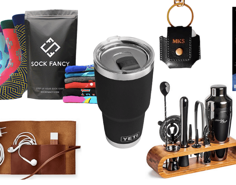 15+ Non-Cheesy Valentine's Day Gifts for Him