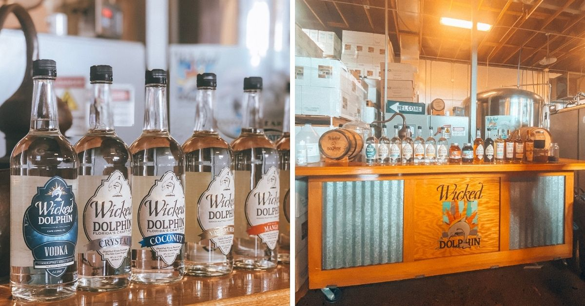 Fort Myers Rum Distillery Tour