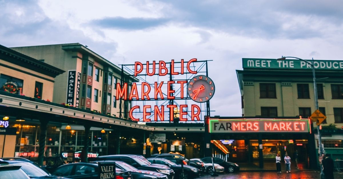 Seattle Travel Guide and everything to see, do and eat at Pike Place Market